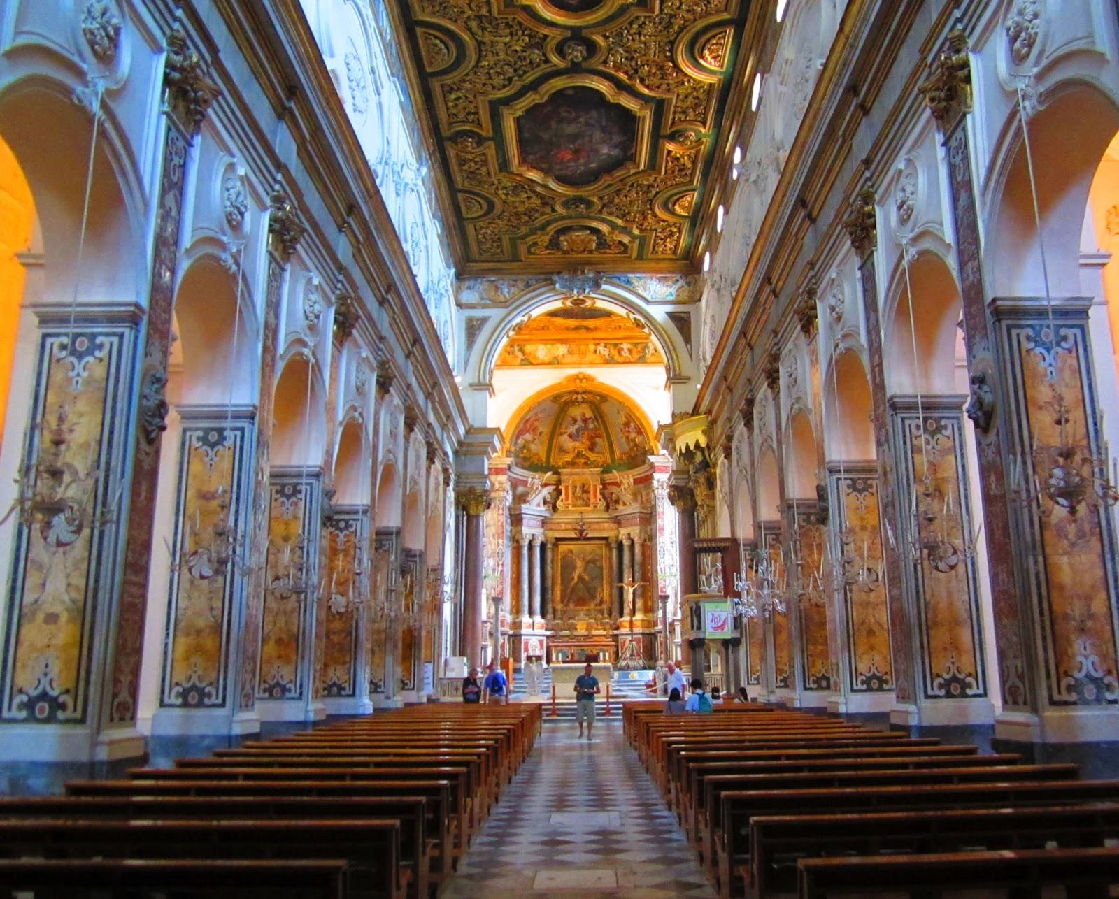Sant'Andrea: celebrazioni del 28 gennaio