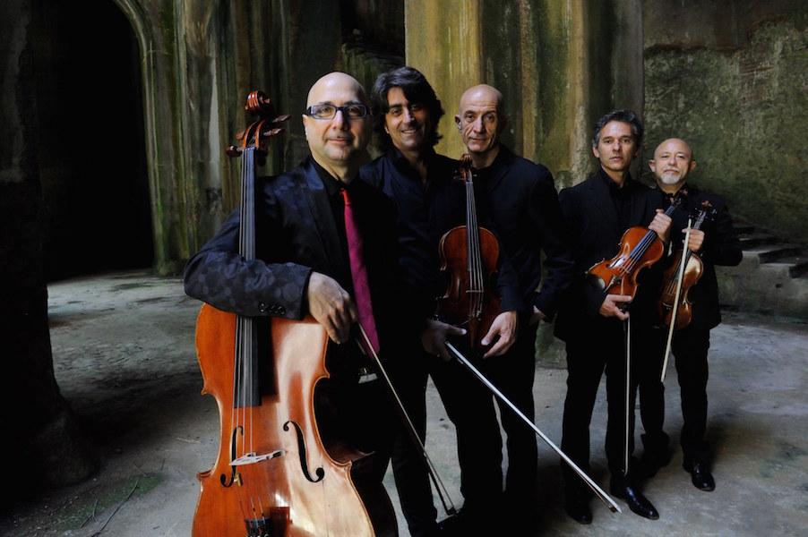 Ad Amalfi con Peppe Servillo e Solis String Quartet