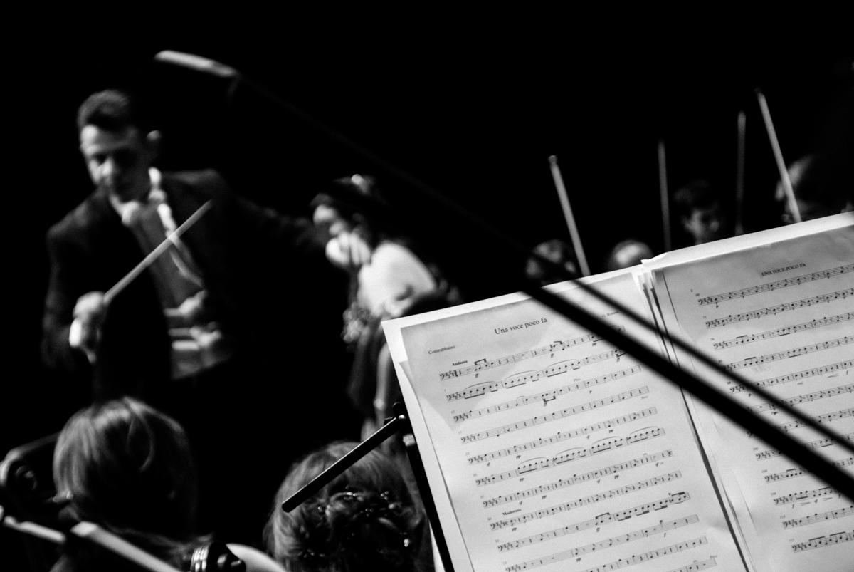 """Gran Concerto di Ferragosto. Orchestra sinfonica """"Claudio Abbado"""""""