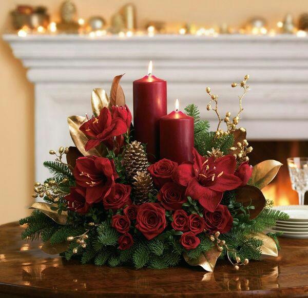 Immagini Di Centrotavola Di Natale.Il Centrotavola Di Natale Citta Di Amalficitta Di Amalfi