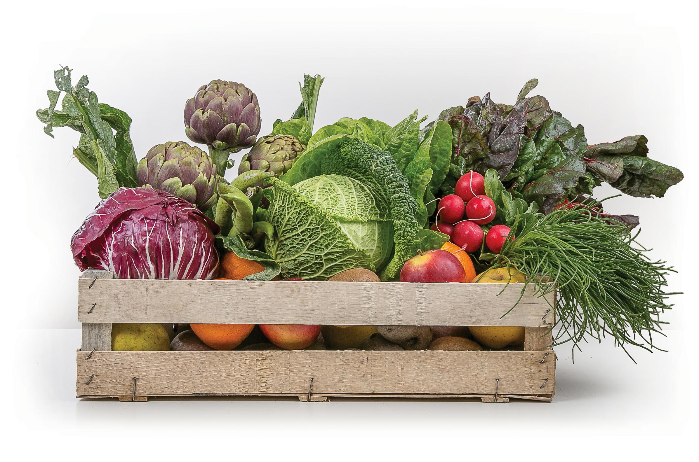 Il mercatino del contadino del venerdì. 31 gennaio