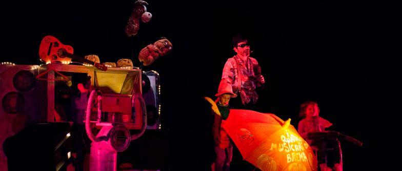 Amalfi Puppets Festival. I 4 musicanti di Brema