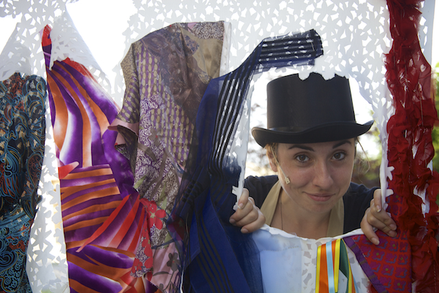 Amalfi Puppets Festival. Salamelecchi