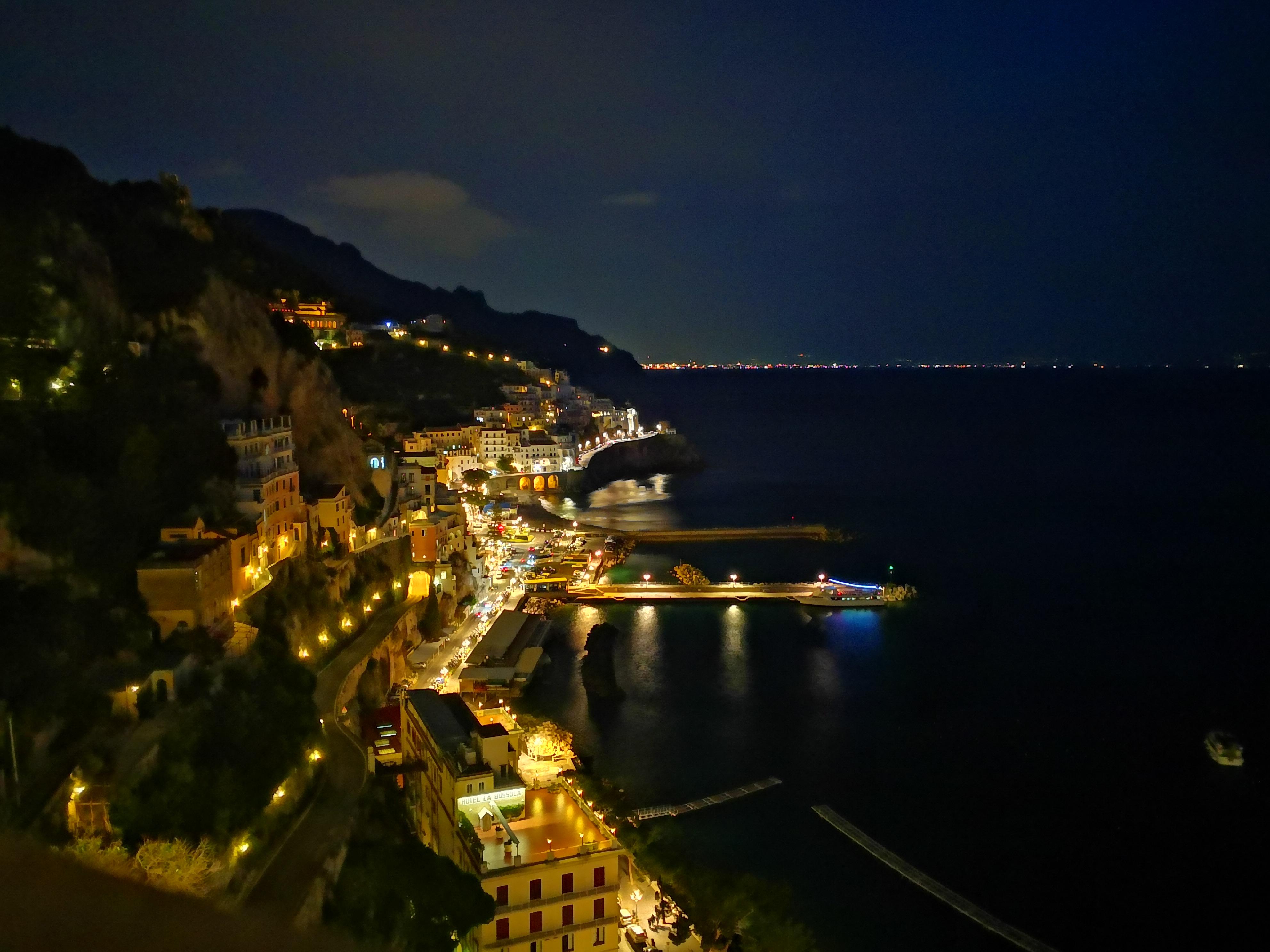 Le tarantelle della vita - Storie d'Amalfi e d'amalfitani