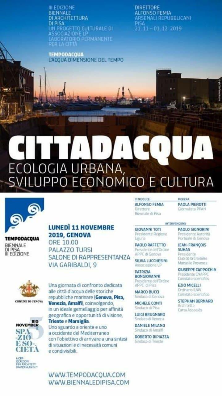 CITTADACQUA. Ecologia urbana, sviluppo economico e cultura