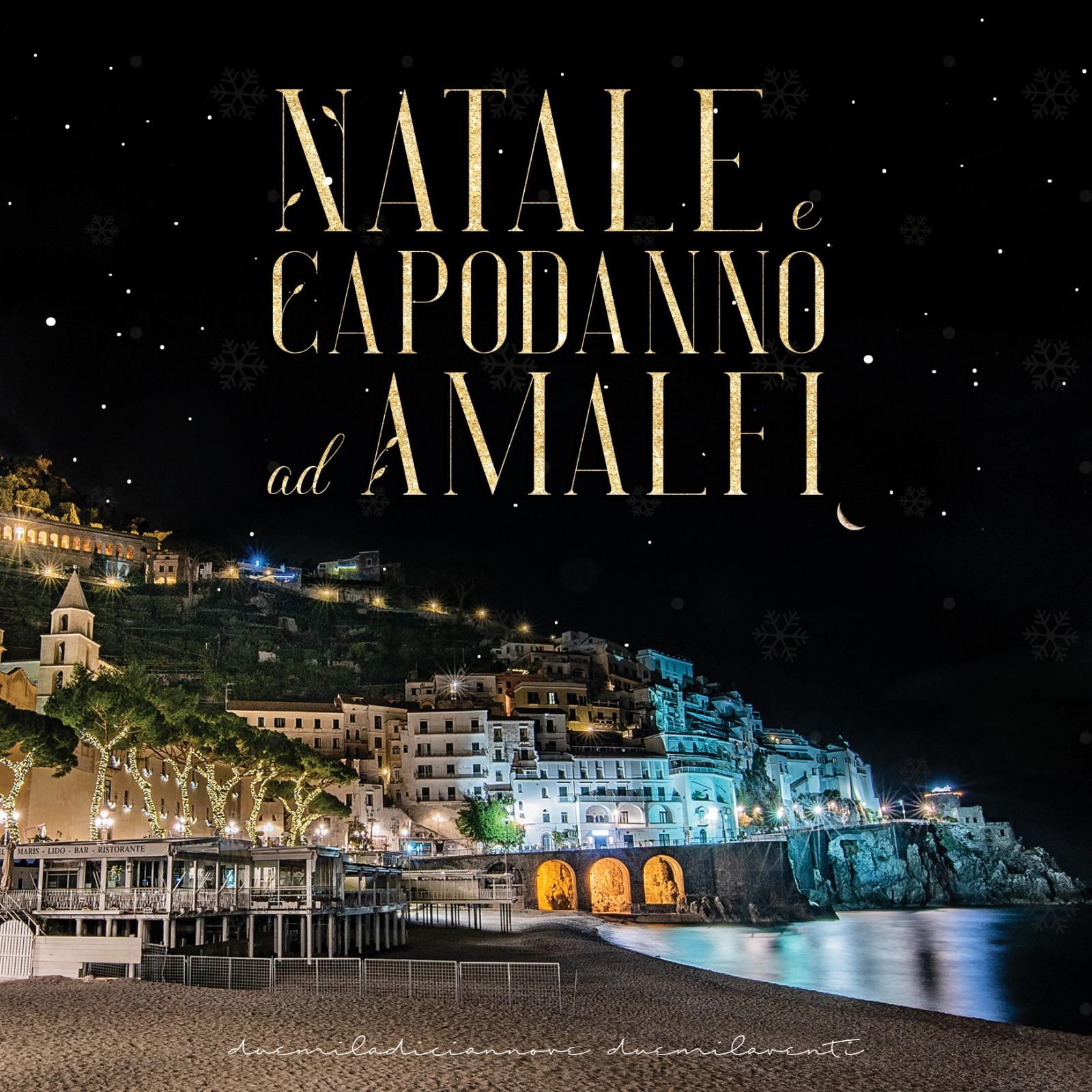 Natale e Capodanno ad Amalfi. Magia e incanto.