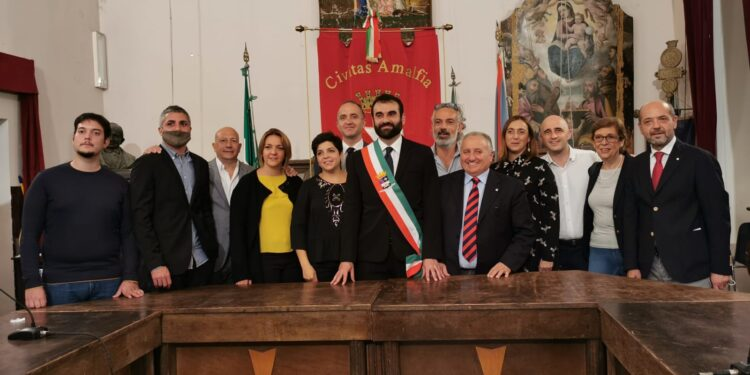 Amministrazione Comunale di Amalfi