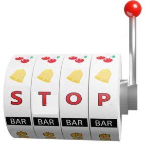 Stop al gioco d'azzardo